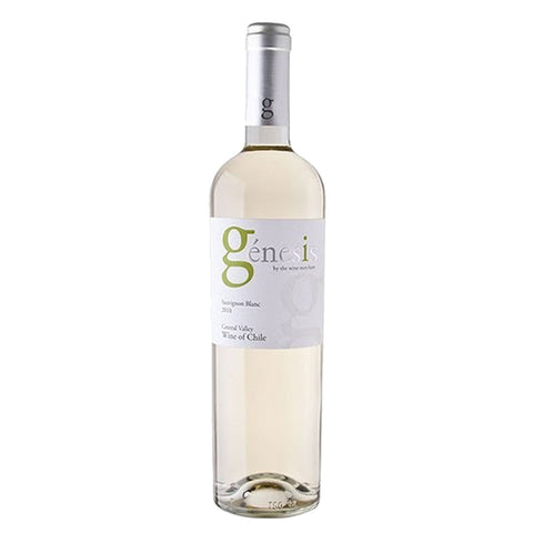 Genesis Chile Reserva Sauvignon Blanc 2013 750ml White Wine - Drinkka Alcohol Delivery Best Whiskey Wine Gin Beer Vodkas and more for Parties in Makati BGC Fort and Manila | Bevtools Bar and Beverage Tools