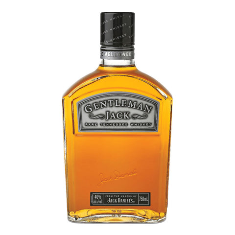 Gentleman Jack - 750ml - Bevtools Bar Tools and Alcohol Delivery
