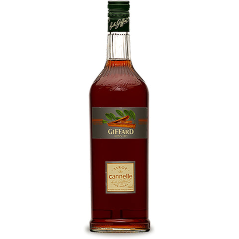 Giffard Cannelle (Cinnamon ) Syrup - 1000ml Syrups - Drinkka Alcohol Delivery Best Whiskey Wine Gin Beer Vodkas and more for Parties in Makati BGC Fort and Manila | Bevtools Bar and Beverage Tools