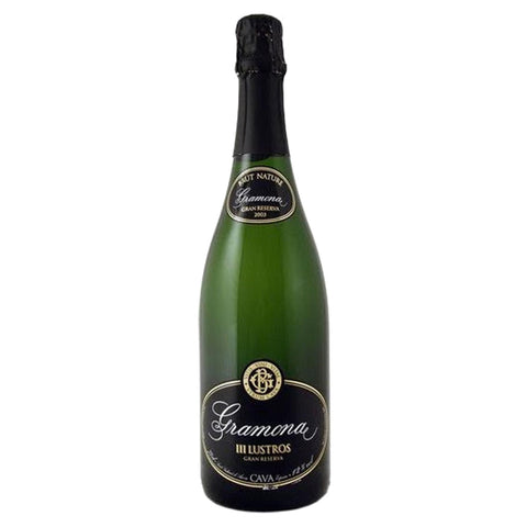 Gramona III Lustros 2009 - 750ml Sparkling Wine - Drinkka Alcohol Delivery Best Whiskey Wine Gin Beer Vodkas and more for Parties in Makati BGC Fort and Manila | Bevtools Bar and Beverage Tools