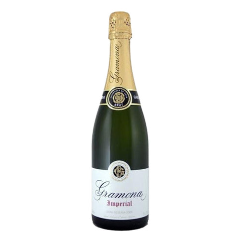 Gramona Imperial Gran Reserva Brut 2010 - 750ml Sparkling Wine - Drinkka Alcohol Delivery Best Whiskey Wine Gin Beer Vodkas and more for Parties in Makati BGC Fort and Manila | Bevtools Bar and Beverage Tools