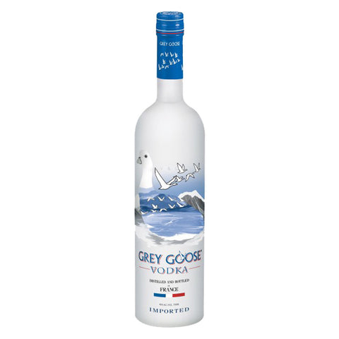 Grey Goose Vodka 750ml - Bevtools Bar Tools and Alcohol Delivery
