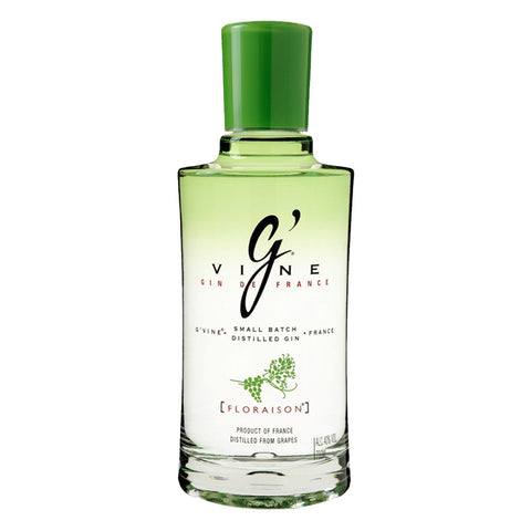 G'vine Floraison Gin - 700ml Contemporary Gin - Drinkka Alcohol Delivery Best Whiskey Wine Gin Beer Vodkas and more for Parties in Makati BGC Fort and Manila | Bevtools Bar and Beverage Tools