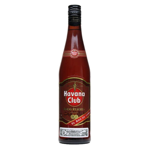 Havana Club Añejo Reserva NRF Rum - 750ml Rum - Drinkka Alcohol Delivery Best Whiskey Wine Gin Beer Vodkas and more for Parties in Makati BGC Fort and Manila | Bevtools Bar and Beverage Tools