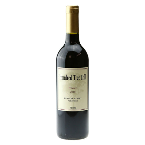 Hundred Tree Hill Shiraz 2010 750ml Wine - Drinkka Alcohol Delivery Best Whiskey Wine Gin Beer Vodkas and more for Parties in Makati BGC Fort and Manila | Bevtools Bar and Beverage Tools