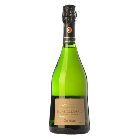 Jaume Codorniu Gran Reserva 2010 - 750ml Sparkling Wine - Drinkka Alcohol Delivery Best Whiskey Wine Gin Beer Vodkas and more for Parties in Makati BGC Fort and Manila | Bevtools Bar and Beverage Tools