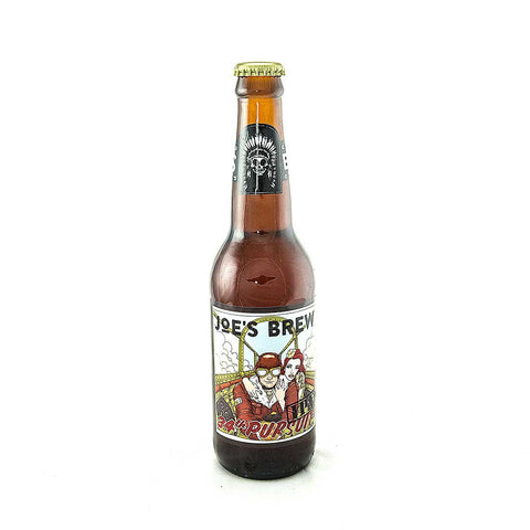 Joe's Brew IPA 34th Pursuit -355ml (24 Bottle Case) Local Craft Beer - Drinkka Alcohol Delivery Best Whiskey Wine Gin Beer Vodkas and more for Parties in Makati BGC Fort and Manila | Bevtools Bar and Beverage Tools
