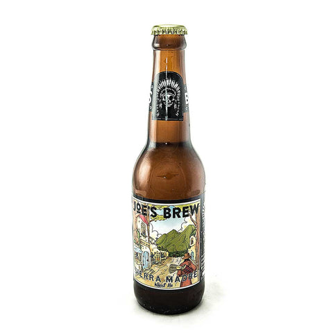 Joe's Brew Sierra Madre Wheat Ale -330ml (24 Bottle Case) Local Craft Beer - Drinkka Alcohol Delivery Best Whiskey Wine Gin Beer Vodkas and more for Parties in Makati BGC Fort and Manila | Bevtools Bar and Beverage Tools