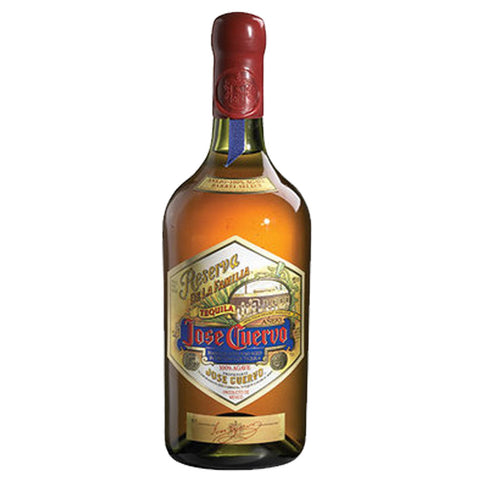 Jose Cuervo La Familia Añejo Tequila - 750ml Tequila Añejo - Drinkka Alcohol Delivery Best Whiskey Wine Gin Beer Vodkas and more for Parties in Makati BGC Fort and Manila | Bevtools Bar and Beverage Tools