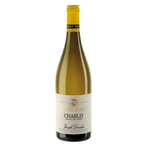 Joseph Drouhin Chablis Reserve de Vaudon 2014 - 750ml White Wine - Drinkka Alcohol Delivery Best Whiskey Wine Gin Beer Vodkas and more for Parties in Makati BGC Fort and Manila | Bevtools Bar and Beverage Tools