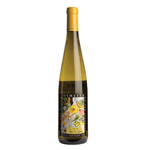 Josmeyer Alsace Pinot Blanc Mise Du Printemps 2015 - 750ml White Wine - Drinkka Alcohol Delivery Best Whiskey Wine Gin Beer Vodkas and more for Parties in Makati BGC Fort and Manila | Bevtools Bar and Beverage Tools