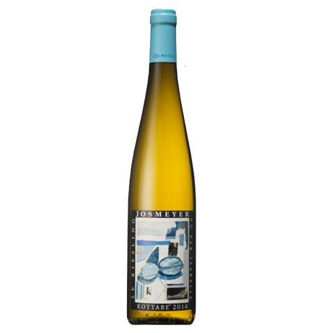 Josmeyer Alsace Riesling Le Kottabe 2012 - 750ml White Wine - Drinkka Alcohol Delivery Best Whiskey Wine Gin Beer Vodkas and more for Parties in Makati BGC Fort and Manila | Bevtools Bar and Beverage Tools