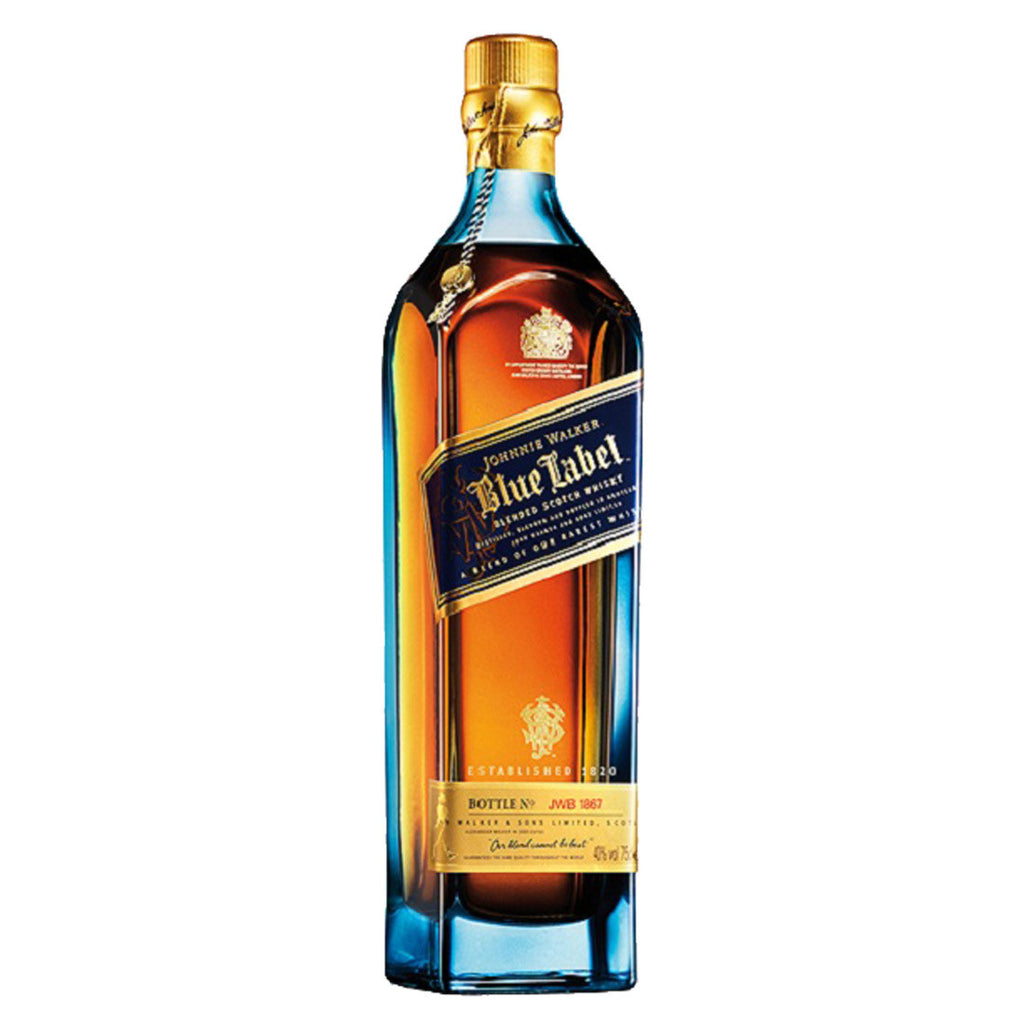 Johnnie Walker Blue - 750ml - Bevtools Bar Tools and Alcohol Delivery