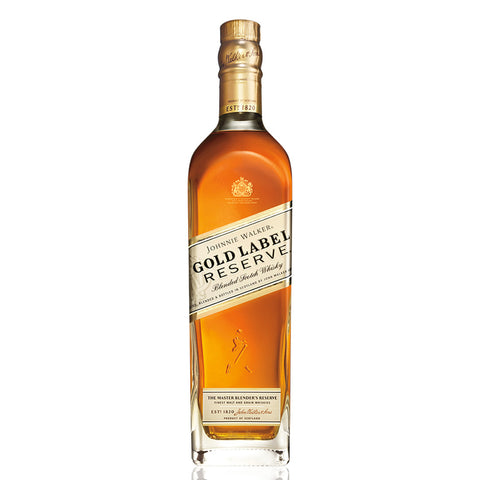 Johnnie Walker Gold Label Reserve Blended Scotch Whisky - 750ml Whiskey - Drinkka Alcohol Delivery Best Whiskey Wine Gin Beer Vodkas and more for Parties in Makati BGC Fort and Manila | Bevtools Bar and Beverage Tools