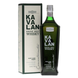 Kavalan Concert Master - 700ml - Bevtools Bar Tools and Alcohol Delivery