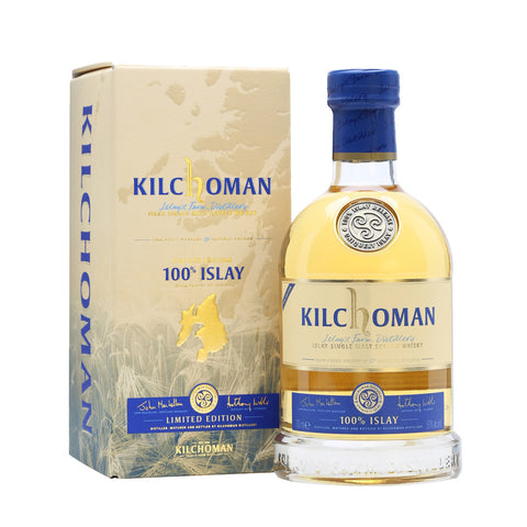 Kilchoman 100% Islay 5th Edition Single Malt Scotch Whisky - 700ml Whiskey - Drinkka Alcohol Delivery Best Whiskey Wine Gin Beer Vodkas and more for Parties in Makati BGC Fort and Manila | Bevtools Bar and Beverage Tools