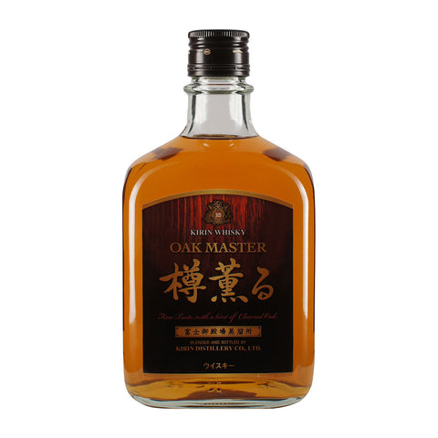 Kirin Oak Master Japanese Whisky -700ml Whiskey - Drinkka Alcohol Delivery Best Whiskey Wine Gin Beer Vodkas and more for Parties in Makati BGC Fort and Manila | Bevtools Bar and Beverage Tools