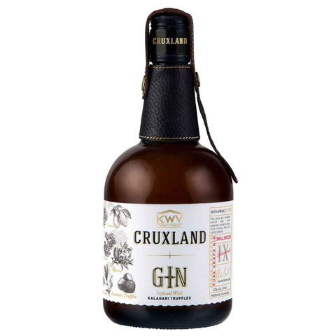 KWV Cruxland Small Batch Pure Grape Gin - 750ml Contemporary Gin - Drinkka Alcohol Delivery Best Whiskey Wine Gin Beer Vodkas and more for Parties in Makati BGC Fort and Manila | Bevtools Bar and Beverage Tools