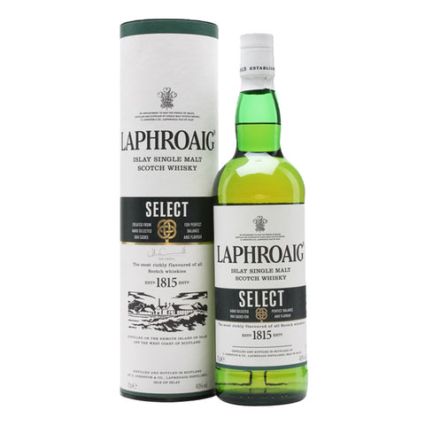 Laphroaig Select Islay Single Malt Scotch Whisky - 700ml Whiskey - Drinkka Alcohol Delivery Best Whiskey Wine Gin Beer Vodkas and more for Parties in Makati BGC Fort and Manila | Bevtools Bar and Beverage Tools