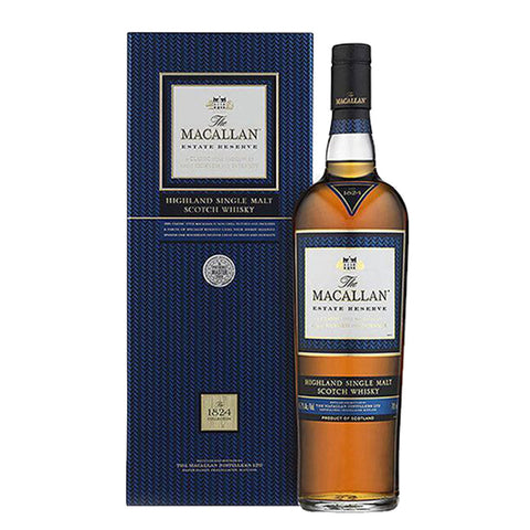 Macallan Estate Reserve Speyside Single Malt Scotch Whisky - 700ml Whiskey - Bevtools Bar and Beverage Tools | Alcohol and Liquor Delivery Makati, Metro Manila, Philippines