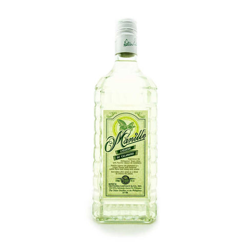 Manille Liqueur de Calamansi -750ml Berry Liqueur - Drinkka Alcohol Delivery Best Whiskey Wine Gin Beer Vodkas and more for Parties in Makati BGC Fort and Manila | Bevtools Bar and Beverage Tools