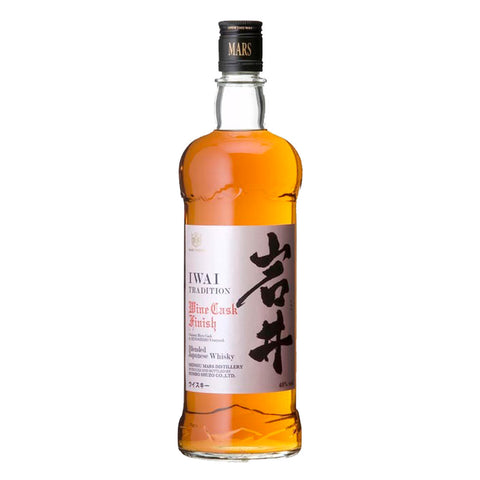 Mars Iwai Blended Japanese Whisky - 700ml Whiskey - Drinkka Alcohol Delivery Best Whiskey Wine Gin Beer Vodkas and more for Parties in Makati BGC Fort and Manila | Bevtools Bar and Beverage Tools