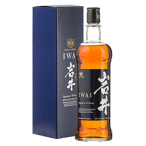 Mars IWAI Japanese Whisky - 750ml Japanese Whisky - Drinkka Alcohol Delivery Best Whiskey Wine Gin Beer Vodkas and more for Parties in Makati BGC Fort and Manila | Bevtools Bar and Beverage Tools