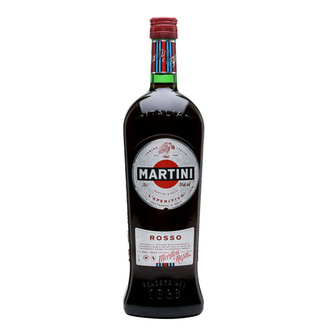 Martini Rosso - 1000ml - Bevtools Bar Tools and Alcohol Delivery