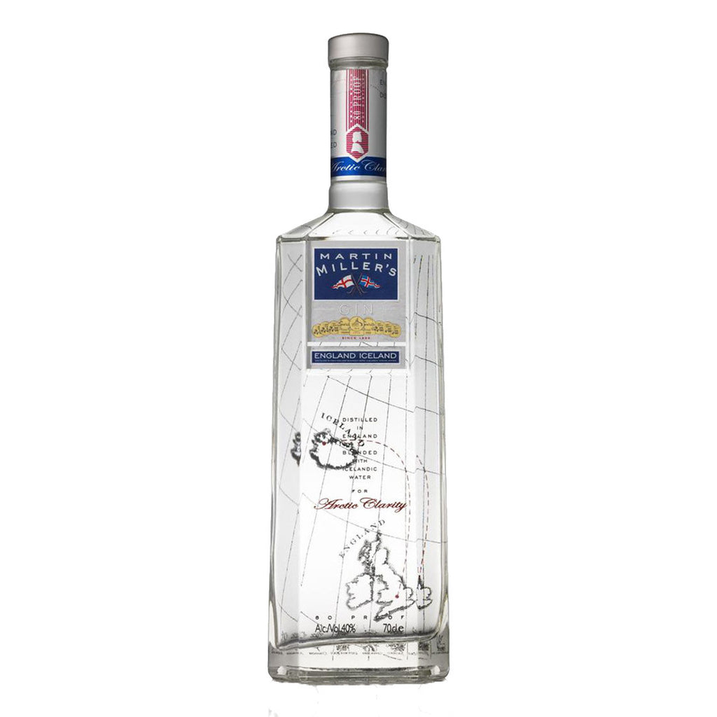 Martin Miller's Gin - 700ml London Dry Gin - Drinkka Alcohol Delivery Best Whiskey Wine Gin Beer Vodkas and more for Parties in Makati BGC Fort and Manila | Bevtools Bar and Beverage Tools