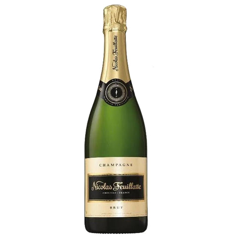 Nicolas Feuillate Brut Chardonnay Champagne 2006 - 750ml Champagne - Drinkka Alcohol Delivery Best Whiskey Wine Gin Beer Vodkas and more for Parties in Makati BGC Fort and Manila | Bevtools Bar and Beverage Tools