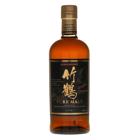 Nikka Taketsuru Japanese Whisky - 700ml Whiskey - Drinkka Alcohol Delivery Best Whiskey Wine Gin Beer Vodkas and more for Parties in Makati BGC Fort and Manila | Bevtools Bar and Beverage Tools