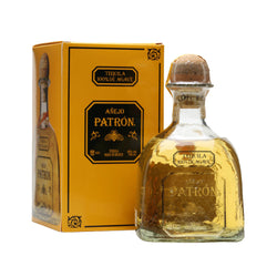 Patron A̱ejo - 750ml - Bevtools Bar Tools and Alcohol Delivery