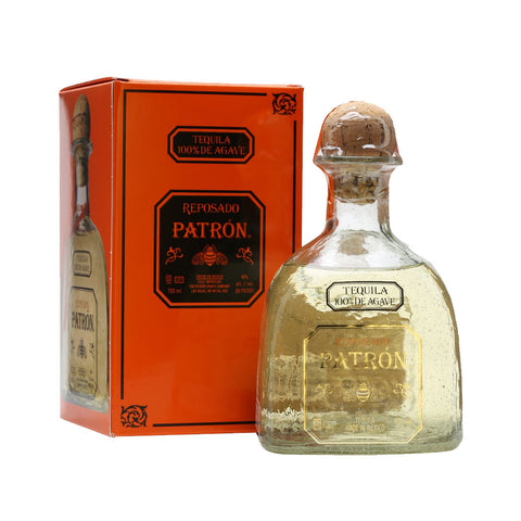 Patron Reposado - 750ml - Bevtools Bar Tools and Alcohol Delivery