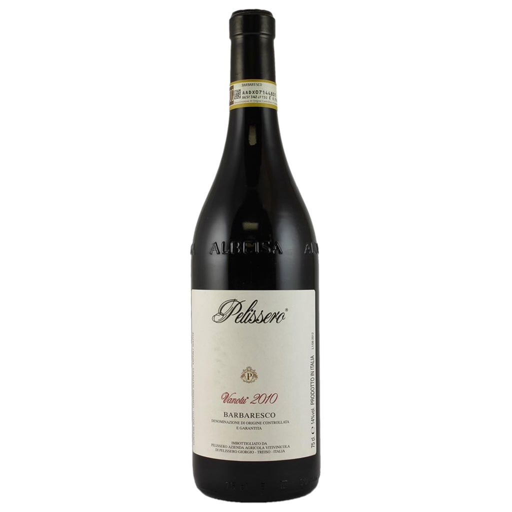 Pelissero Barbaresco DOCG Vanotu 2010 - 750ml Red Wine - Drinkka Alcohol Delivery Best Whiskey Wine Gin Beer Vodkas and more for Parties in Makati BGC Fort and Manila | Bevtools Bar and Beverage Tools