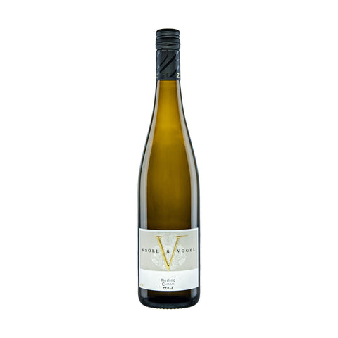 Knoll & Vogel Riesling Classic 2015 - 750ml White Wine - Drinkka Alcohol Delivery Best Whiskey Wine Gin Beer Vodkas and more for Parties in Makati BGC Fort and Manila | Bevtools Bar and Beverage Tools