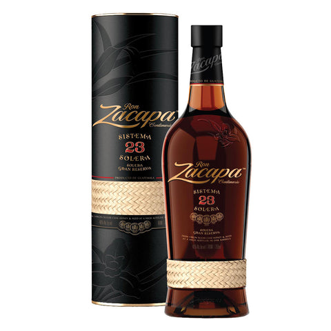 Ron Zacapa 23 Years - 1000ml Rum - Drinkka Alcohol Delivery Best Whiskey Wine Gin Beer Vodkas and more for Parties in Makati BGC Fort and Manila | Bevtools Bar and Beverage Tools