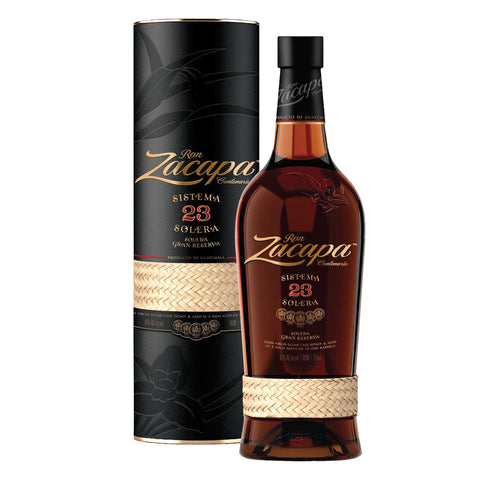 Ron Zacapa 23 Years - 750ml Rum - Drinkka Alcohol Delivery Best Whiskey Wine Gin Beer Vodkas and more for Parties in Makati BGC Fort and Manila | Bevtools Bar and Beverage Tools