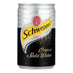 Schweppes Soda (Can) - 330ml - Bevtools Bar Tools and Alcohol Delivery