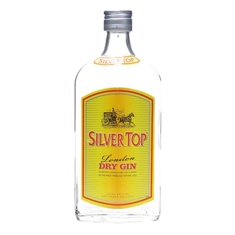 Silvertop London Dry Gin - 700ml Gin - Bevtools Bar and Beverage Tools | Alcohol and Liquor Delivery Makati, Metro Manila, Philippines