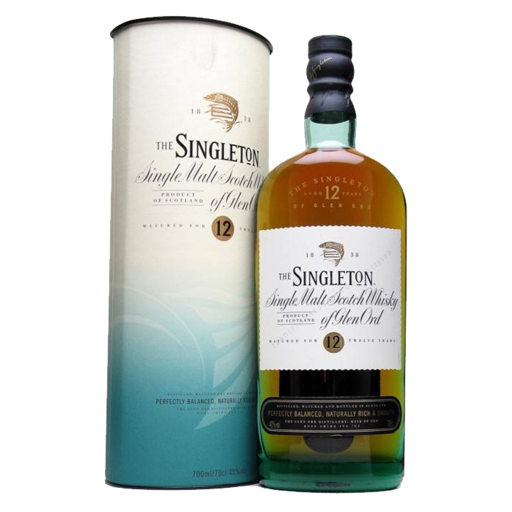 Singleton Of Glen Ord 12 Years Highland Single Malt Scotch Whisky - 700ml Whiskey - Drinkka Alcohol Delivery Best Whiskey Wine Gin Beer Vodkas and more for Parties in Makati BGC Fort and Manila | Bevtools Bar and Beverage Tools