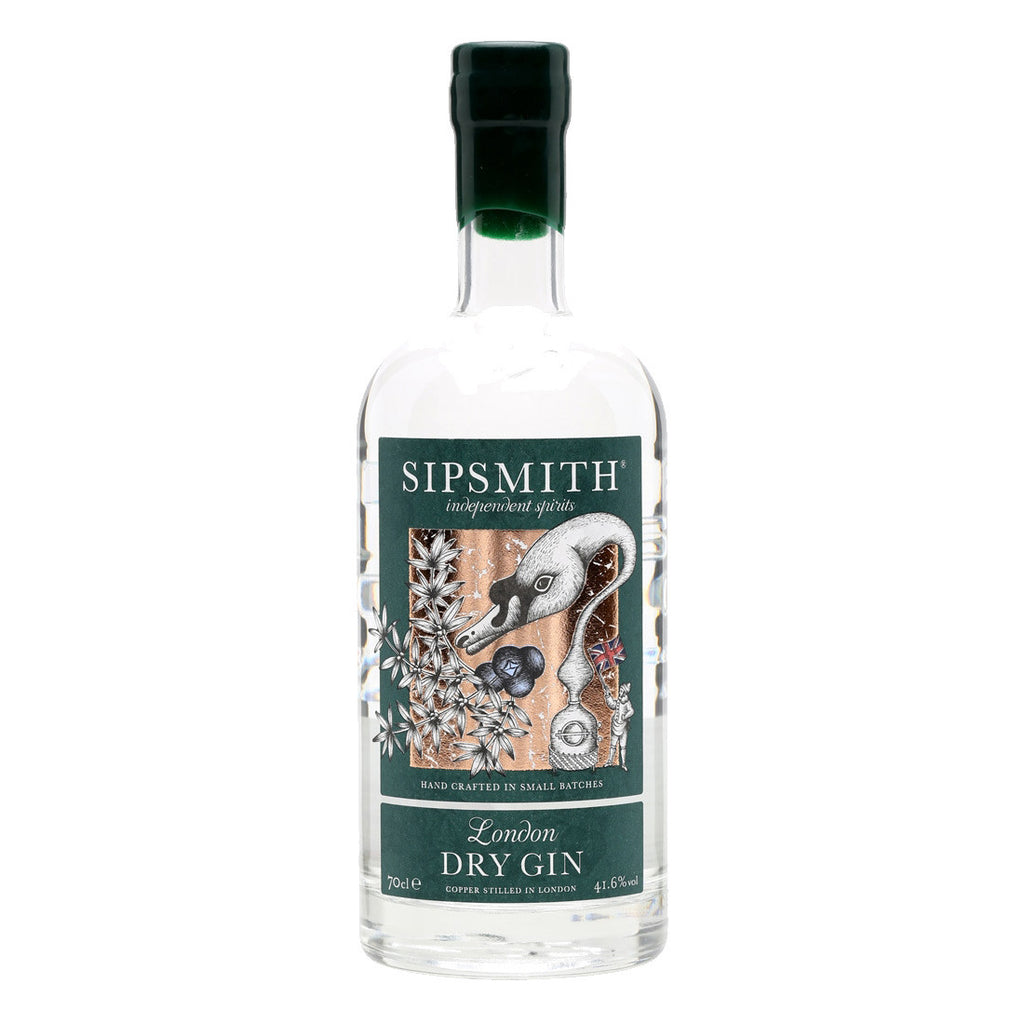 Sipsmith London Dry Gin - 700ml London Dry Gin - Drinkka Alcohol Delivery Best Whiskey Wine Gin Beer Vodkas and more for Parties in Makati BGC Fort and Manila | Bevtools Bar and Beverage Tools