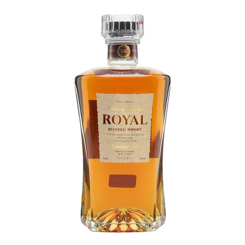 Suntory Royal Blended Japanese Whisky - 660ml Whiskey - Bevtools Bar and Beverage Tools | Alcohol and Liquor Delivery Makati, Metro Manila, Philippines