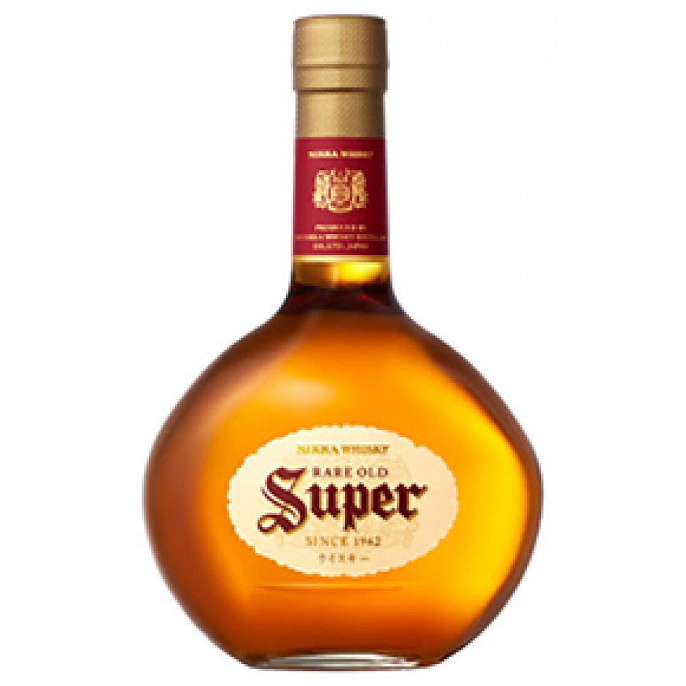 Super Nikka Whisky (Rare) Japanese Whisky - 700ml Whiskey - Drinkka Alcohol Delivery Best Whiskey Wine Gin Beer Vodkas and more for Parties in Makati BGC Fort and Manila | Bevtools Bar and Beverage Tools