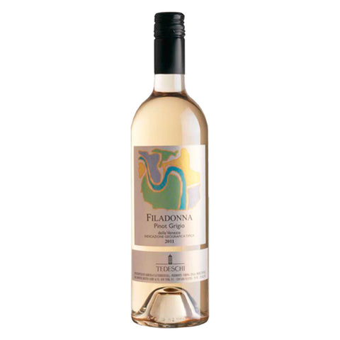 Tedeschi Filadonna Pinot Grigio 2015 - 750ml Red Wine - Drinkka Alcohol Delivery Best Whiskey Wine Gin Beer Vodkas and more for Parties in Makati BGC Fort and Manila | Bevtools Bar and Beverage Tools