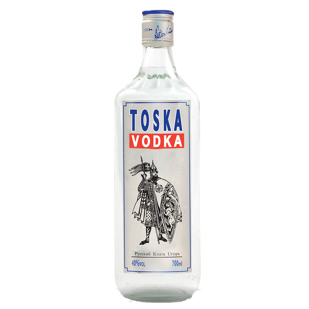 Toska Vodka - 750ml - Bevtools Bar Tools and Alcohol Delivery