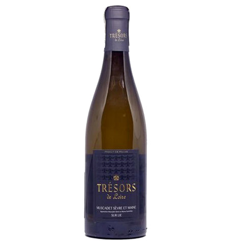 Tresors de Loire Muscadet 2013 - 750ml White Wine - Drinkka Alcohol Delivery Best Whiskey Wine Gin Beer Vodkas and more for Parties in Makati BGC Fort and Manila | Bevtools Bar and Beverage Tools