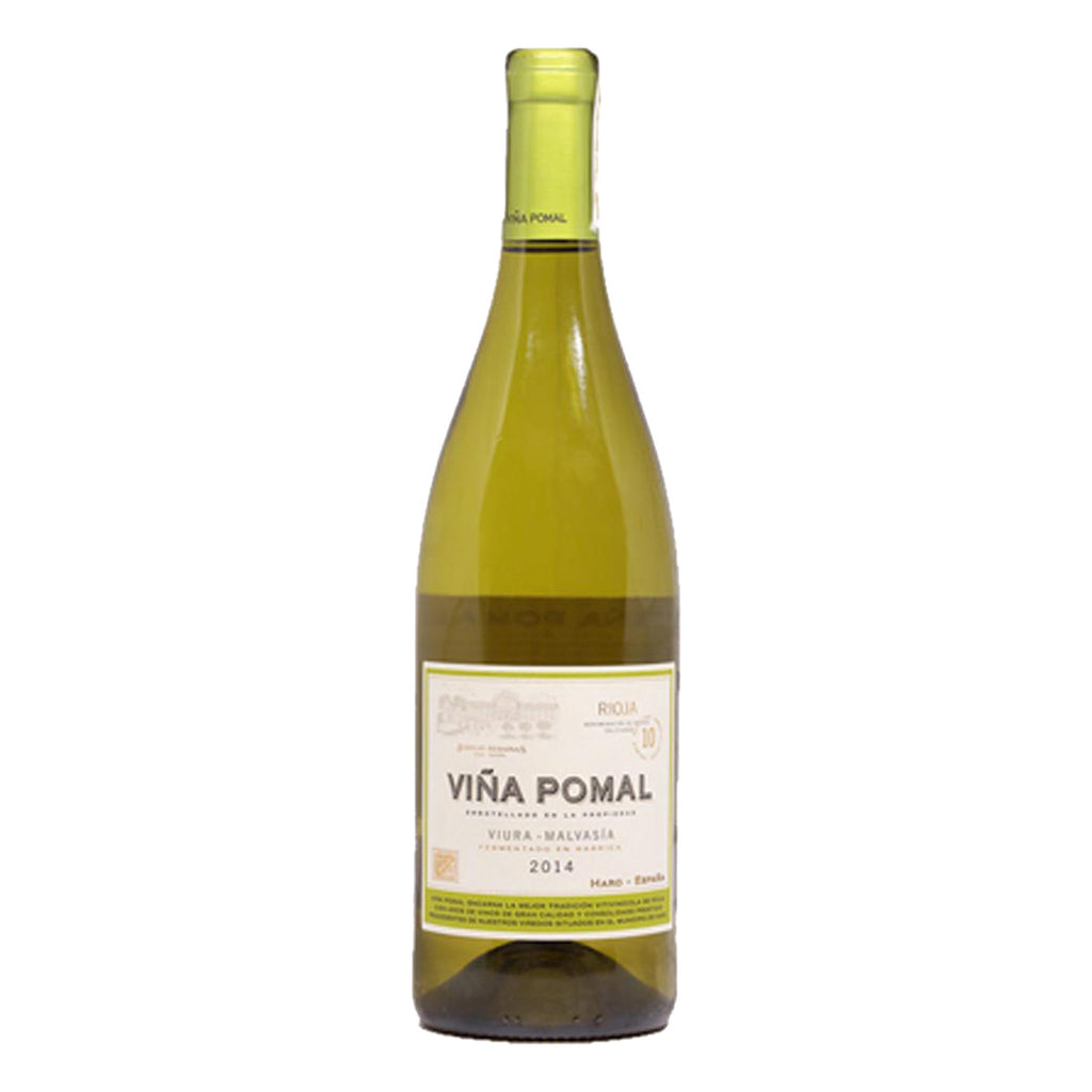Vina Pomal Blanco 2015 - 750ml White Wine - Drinkka Alcohol Delivery Best Whiskey Wine Gin Beer Vodkas and more for Parties in Makati BGC Fort and Manila | Bevtools Bar and Beverage Tools