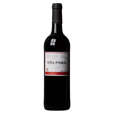 Vina Pomal Crianza 2014 - 750ml Red Wine - Drinkka Alcohol Delivery Best Whiskey Wine Gin Beer Vodkas and more for Parties in Makati BGC Fort and Manila | Bevtools Bar and Beverage Tools