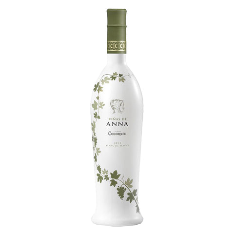 Vinas de Anna Blanc de Blanc 2016 - 750ml White Wine - Drinkka Alcohol Delivery Best Whiskey Wine Gin Beer Vodkas and more for Parties in Makati BGC Fort and Manila | Bevtools Bar and Beverage Tools