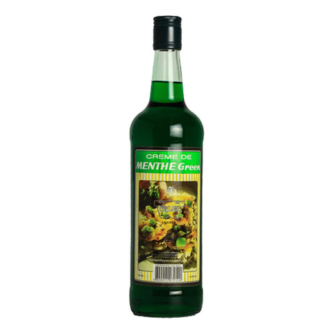 Walsh Cr̬me de Menthe Green - 750ml - Bevtools Bar Tools and Alcohol Delivery